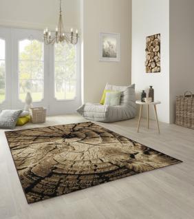 Designer Teppich Safari Baum