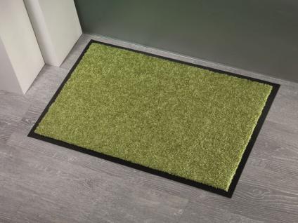 Fußmatte Sauberlauf Power Tex Uni Grün