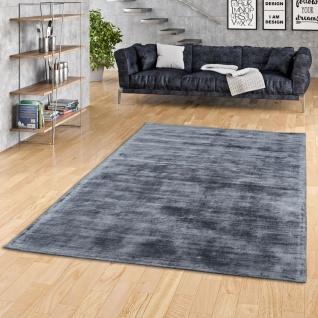 Luxus Designer Teppich Roma Anthrazit