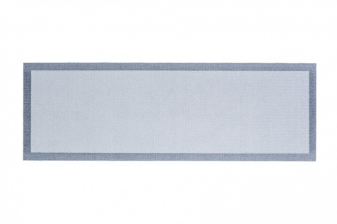 Fußmatte cardea Uni Hellgrau in 2 Größen