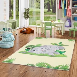 Luxus Super Soft Kinder Fellteppich Plush Kids Elefant