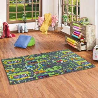 Kinder Spiel Teppich City Play