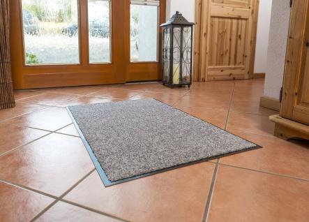 Fußmatte Sauberlauf Proper Tex Uni Grau in 5 Größen