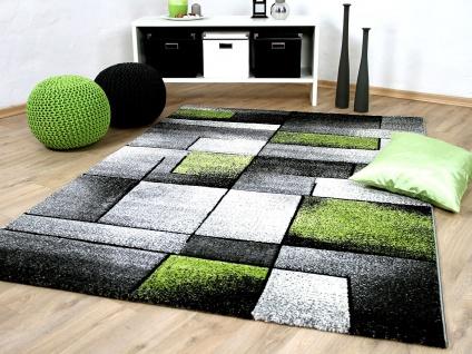 Teppich grau mit grün online bestellen bei yatego