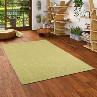 Sisal Natur Teppich Astra Grün