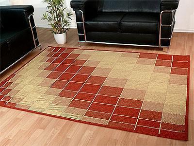 teppich beige rot g nstig online kaufen bei yatego. Black Bedroom Furniture Sets. Home Design Ideas