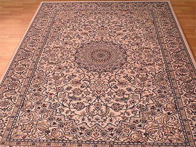 Orient Teppich Verdi Beige Isfahan