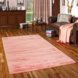 Luxus Designer Teppich Roma Altrosa