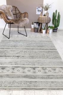 Orient Vintage Designer Teppich Famos Ethno Sand Beige