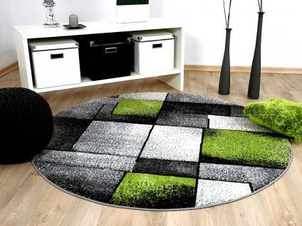 teppich gr n grau g nstig online kaufen bei yatego. Black Bedroom Furniture Sets. Home Design Ideas