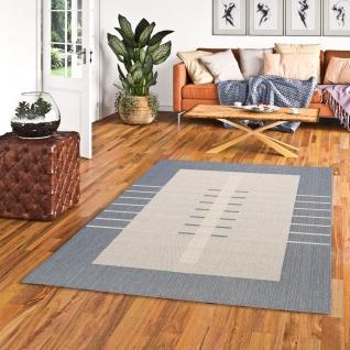 In /& Outdoor Teppich Flachgewebe Carpetto Terrakotta Patchwork