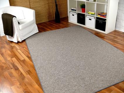 Schlingen Teppich Primo Grau