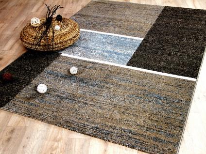 Designer Teppich Tango Blau Trend