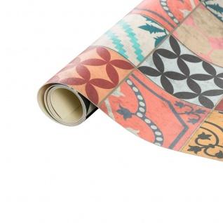 Vinyl Teppich Küchenläufer Evora Mosaik Fliesenoptik Bunt - Vorschau 4
