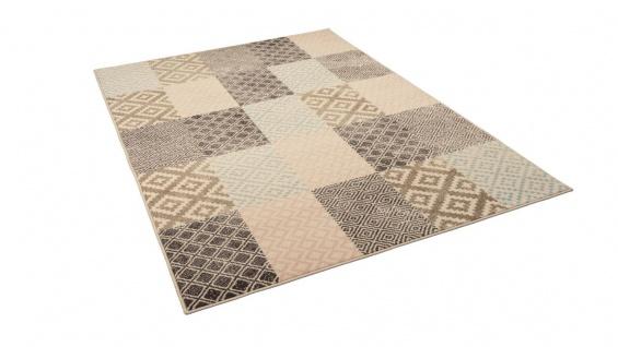 designer teppich passion pastell patchwork rosa beige kaufen bei teppichversand24. Black Bedroom Furniture Sets. Home Design Ideas
