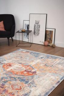 Orient Vintage Designer Teppich Schöner Wohnen Mystik Bunt