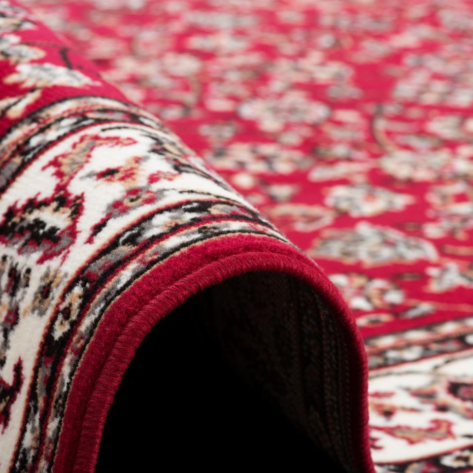 Orient Teppich Trendline Beige Bordüre