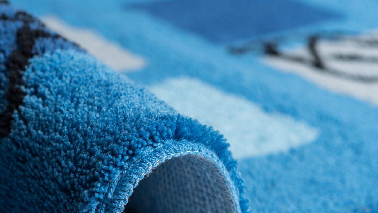 Pacific Badteppich Ocean Blau in 5 Größen