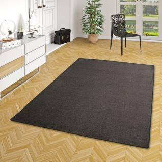 Hochflor Velours Teppich Triumph Anthrazit in 24 Größen