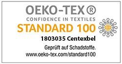 In- und Outdoor Teppich Flachgewebe Carpetto Uni Grau Mix - Vorschau 5