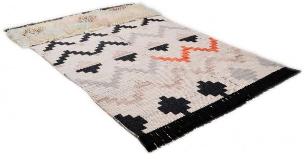 Natur Teppich Berber Nomadic Design Multi Modern