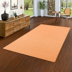 Sisal Natur Teppich Astra Orange