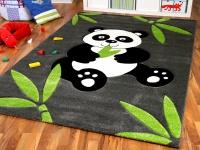 Kinder Spiel Teppich Savona Kids Pandabär