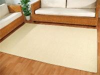 Sisal Natur Teppich Dekowe Creme in 24 Größen