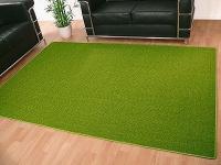 Sisal Natur Teppich Dekowe Grün in 22 Größen