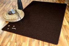 Sisal Natur Teppich Sisalo Braun Mix in 24 Größen