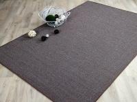 Sisal Natur Teppich Astra Tabak Mix in 24 Größen
