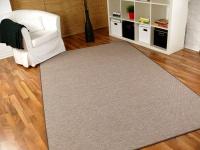 Teppich Bentzon Flachgewebe Karamell in 24 Größen