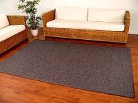 Teppich Bentzon Flachgewebe Grau Blau in 24 Größen