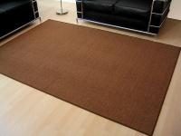 Sisal Natur Teppich Astra Braun in 24 Größen