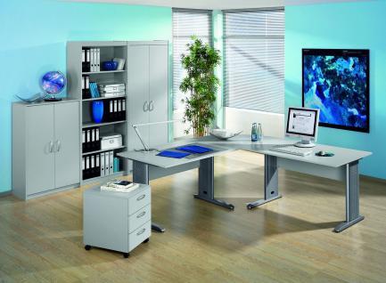 Büromöbel Set 7-teilig 3 Farben WM-Aktion-2