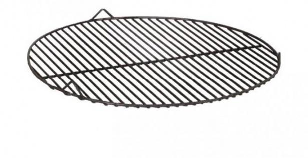 Grillrost Stahl rund 3 Größen Ø 50 - 70 cm hängend N-SR2