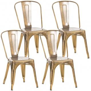 4er Set Stuhl Benedikt