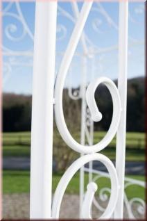 Pavillon Pergola Metall Eisen 6 antik Farben Höhe 313 cm CL-Loretta - Vorschau 2