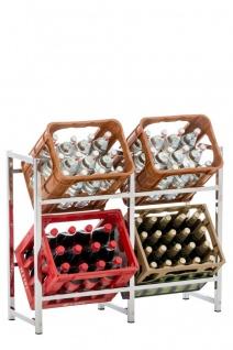 4er Getränkekistenständer Lennert