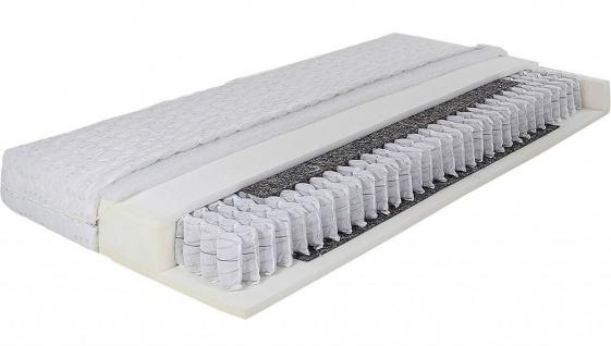 7-Zonen-Taschenfederkern-Matratze waschbar 8 Größen Allergikermatratze G-Harmonie