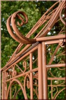 Pavillon Pergola Metall Eisen 6 antik Farben Höhe 313 cm CL-Loretta - Vorschau 4
