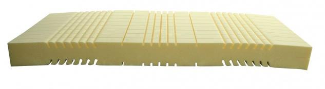 7-Zonen Luxus Kaltschaum-Matratze Allergiker Matratze 8 Größen waschbar anti-allergen G-Montana - Vorschau 4
