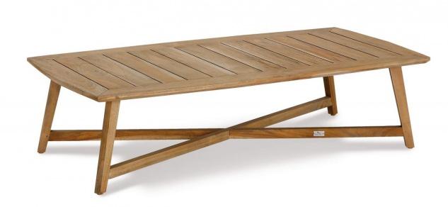 Lounge Tisch Couchtisch Indoor Outdoor Teakholz massiv BF-Palma