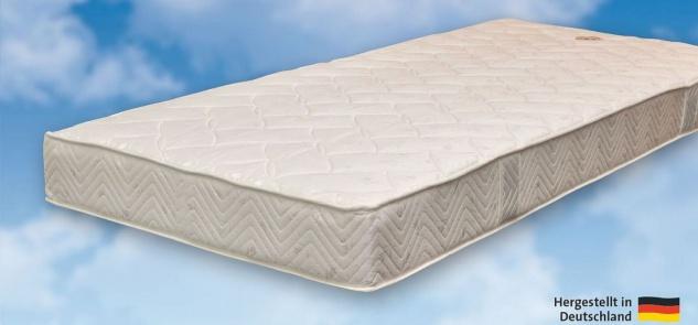 5-Zonen Federkernmatratze Federkern Matratze Bandscheibenverstärkung 8 Größen G-Exklusiv - Vorschau 2