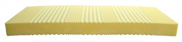7-Zonen-Kaltschaum-Matratze Allergiker Matratze 8 Größen waschbar anti-allergen G-VitaDream - Vorschau 3