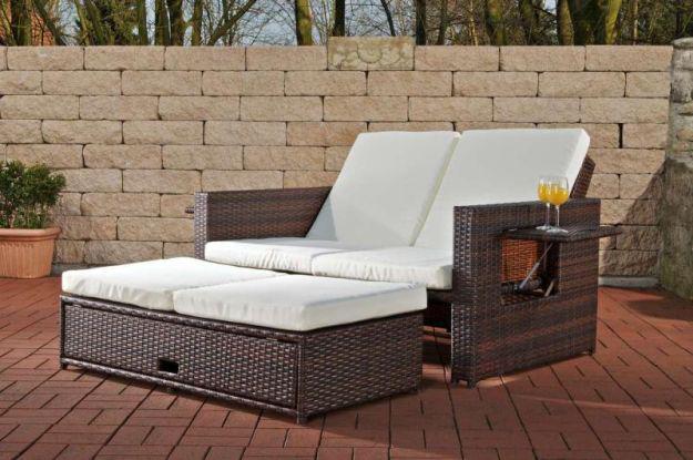 Free Sitzer Sofa Ausziehbar Rattan Farben Clandy With Couch