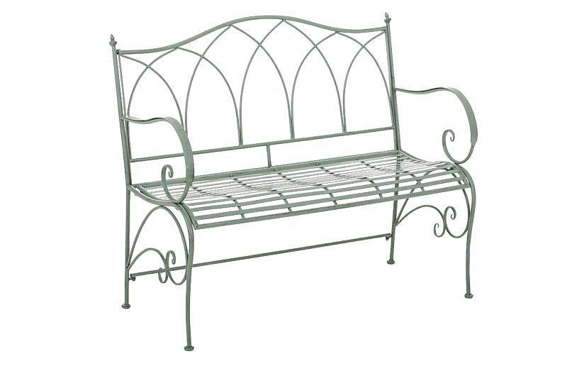 gartenbank metall 6 farben antik cl oslo kaufen bei eh m bel. Black Bedroom Furniture Sets. Home Design Ideas