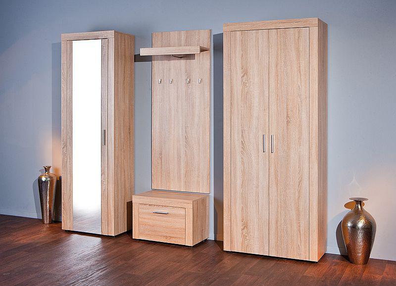 schrank sonoma eiche l soma 20 2 kaufen bei eh m bel. Black Bedroom Furniture Sets. Home Design Ideas