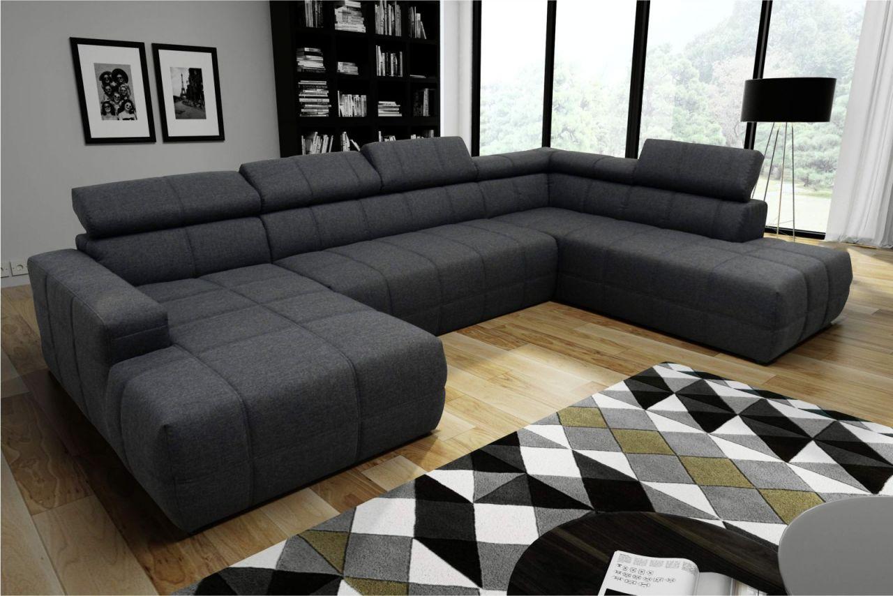 Künstlerisch Wohnlandschaft Ideen Von Sitzverbreiterung Rückenfunktion 3 Farben 3 Stoffe Polstergarnitur