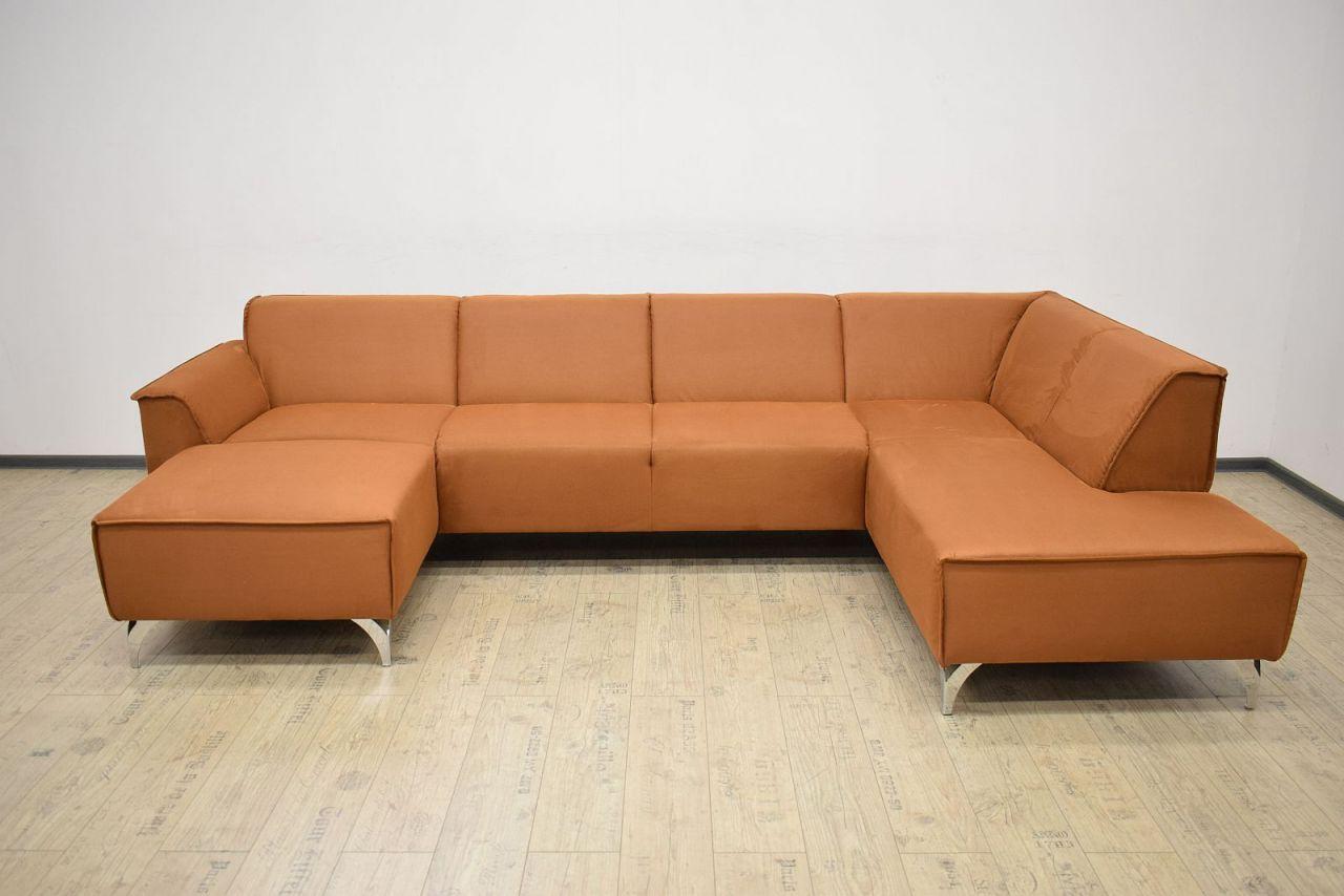 wohnlandschaft sofa u form ottomane recamiere xxl sofa. Black Bedroom Furniture Sets. Home Design Ideas